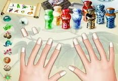 Игра Beautiful Nails
