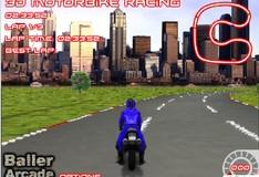 Игра Игра 3Д Мото гонки
