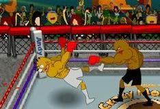 Игра Hot Blood Boxing