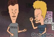 Игра Beavis and Butt-Head: Air Guitar