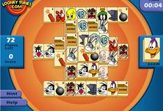 Игра Детский маджонг мультики