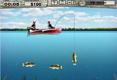 Игра Игра Профессиональная рыбалка