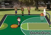Игра Bobblehead Basketball