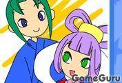 Игра Manga Mania Coloring