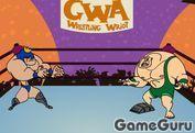 Игра GWA Wrestling Riot