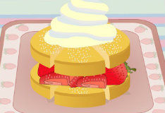Игра How to Make Strawberry Shortcake