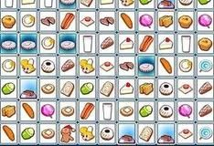 Игра Food Mahjong
