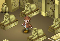 Игра The Pharaon's Tomb