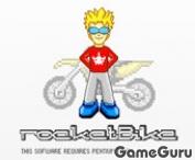 Игра Rockket Bike