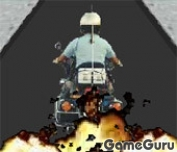 Игра Police Bike