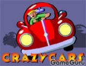 Игра Crazy Car