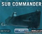 Игра Sub Commander