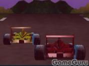 Игра F1 Garndprix Challenge 2