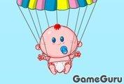 Игра Baby Chute