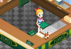 Игра Ресторанчик фаст-фуда