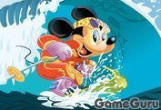 Игра Sort My Tiles: Surfing Mickey