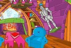 Игра Барби и Скуби