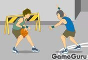Игра Air Raid Basketball