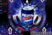 Pepsi Max Pinball