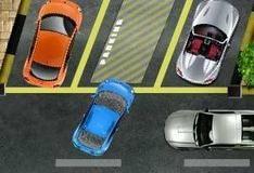 Игра Parking Lot 3