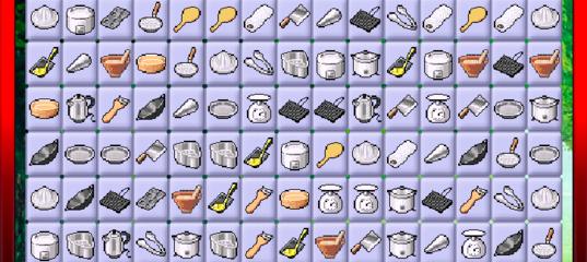 Игры Кухонный инвентарь