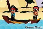 Игра Ragdoll Pirates