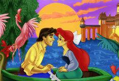 Игра Для девочек: русалочка Ариэль