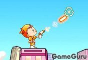 Игра UFO Shooting Girl