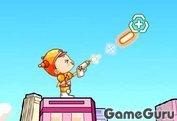 Игра UFO Shooting Girl