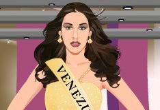Игра Dayana Mendoza: Miss Venezuela 2008