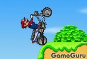 Игра Super Mario Moto