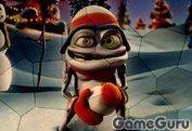 Игра Puzzle Mania: Crazy Frog