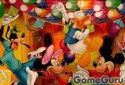 Puzzle Mania: Mickey Mouse