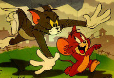 Puzzle Mania: Tom Jerry