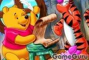 Игра Winnie the Pooh: Online Coloring