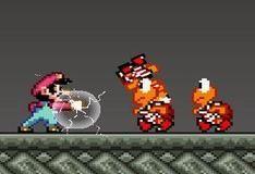 Игра Марио комбат