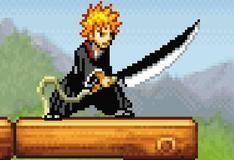 Игра Ичиго против Наруто