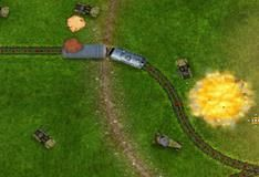 Игра Rail of War