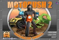 Игра MotoRush 2