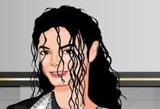 Игра Michal Jackson Dress Up