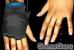 Игра Для девочек: красить ногти
