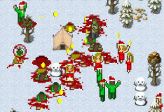 Игра Infectonator: Christmas Edition