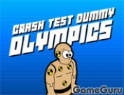 Игра Crash Test Dummy Olimpics Event 2