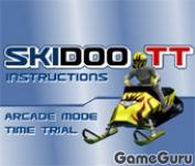 Игра Skidoo TT
