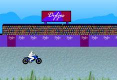 Игра Трюки на мотоцикле