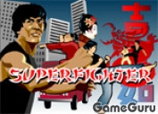 Игра Super Fighter
