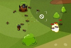 Игра Backyard Buzzing