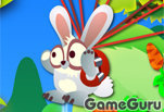 Игра Flying Rabbit