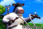 Игра Плохая корова