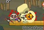 Игра Holly-Polly Monsters